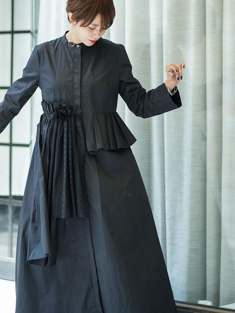 DESIGN SHIRT DRESS